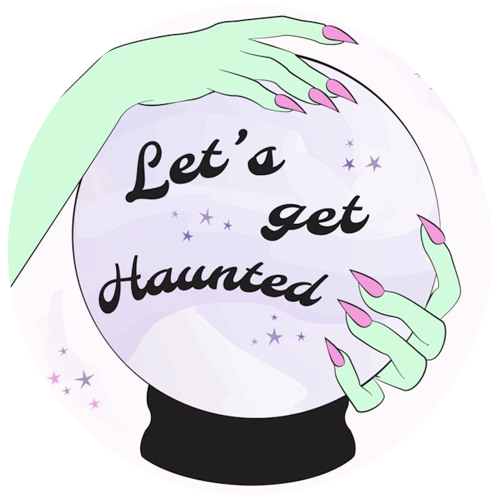 The Official Let's Get Haunted Merch Store